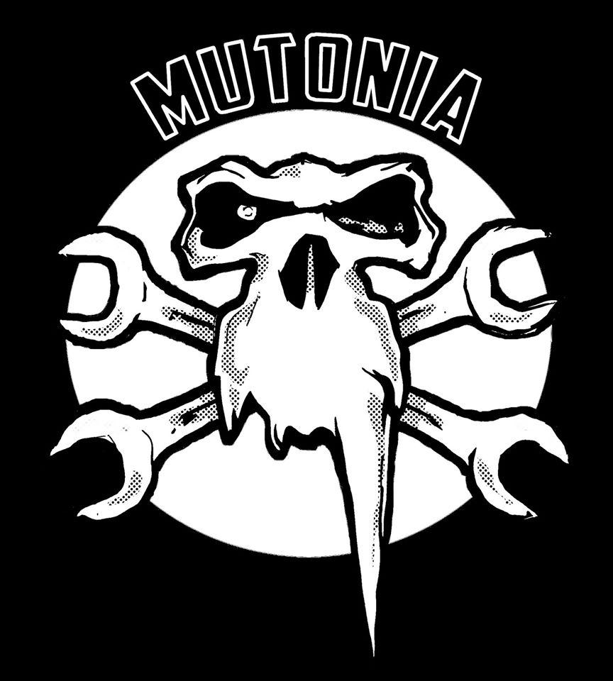 mutonia skull