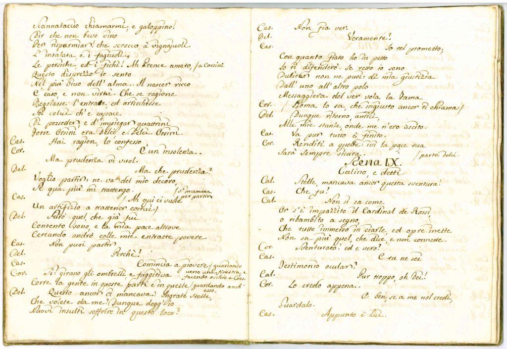 Il Conclave Dramma Satirico pag10 - 1776