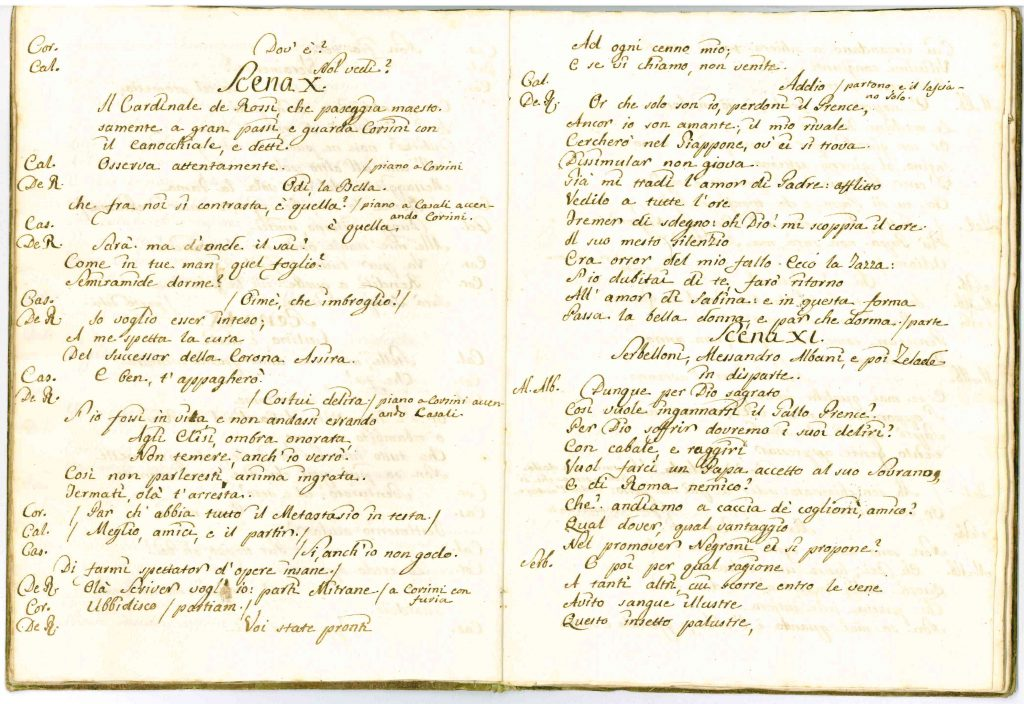 Il Conclave Dramma Satirico pag11 - 1776