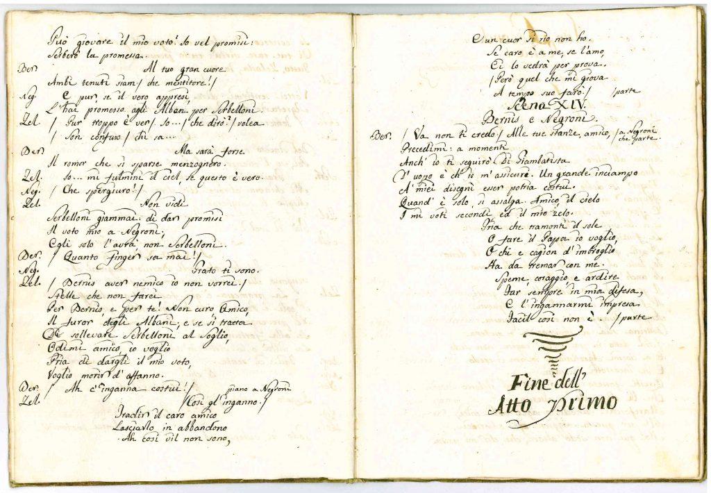 Il Conclave Dramma Satirico pag14 - 1776