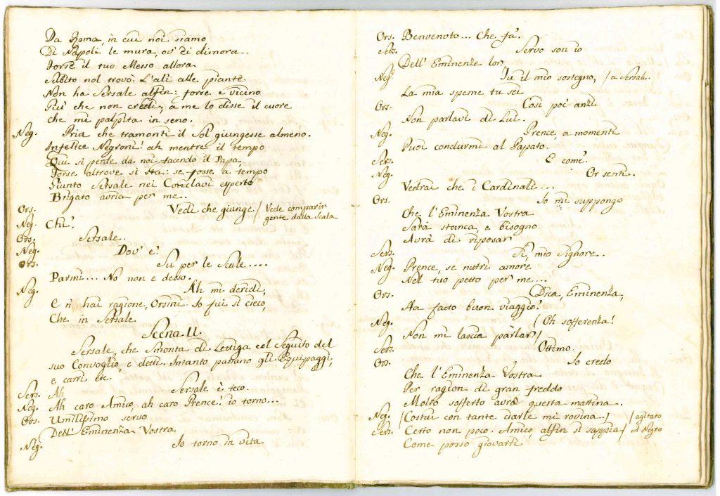 Il Conclave Dramma Satirico pag4 - 1776