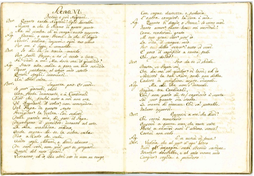 Il Conclave Dramma Satirico pag8 - 1776