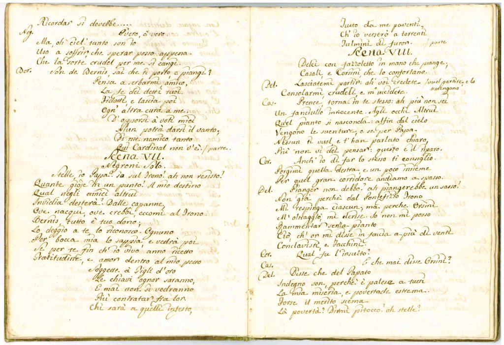 Il Conclave Dramma Satirico pag9 - 1776